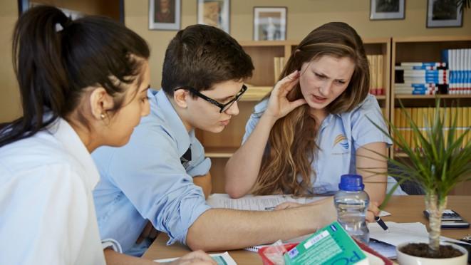 Klassen und Lernzonen