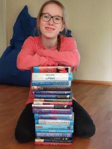Juline und ihre Bücher